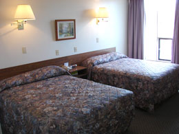 hotel rooms, devon, alberta