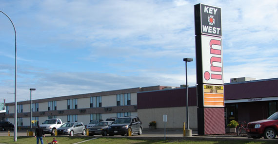 Key West Inn - Devon, Alberta hotel